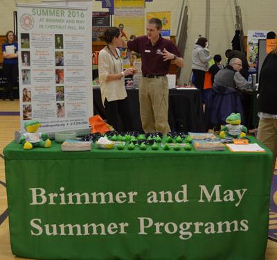 Brimmer and May